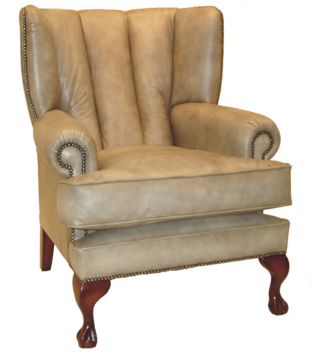 """Pamela Chair"" Chesterfield Sessel F/B"