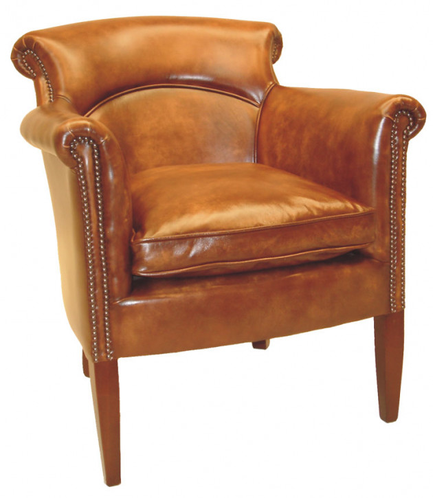 """Emma chair"" Chesterfield Sessel"