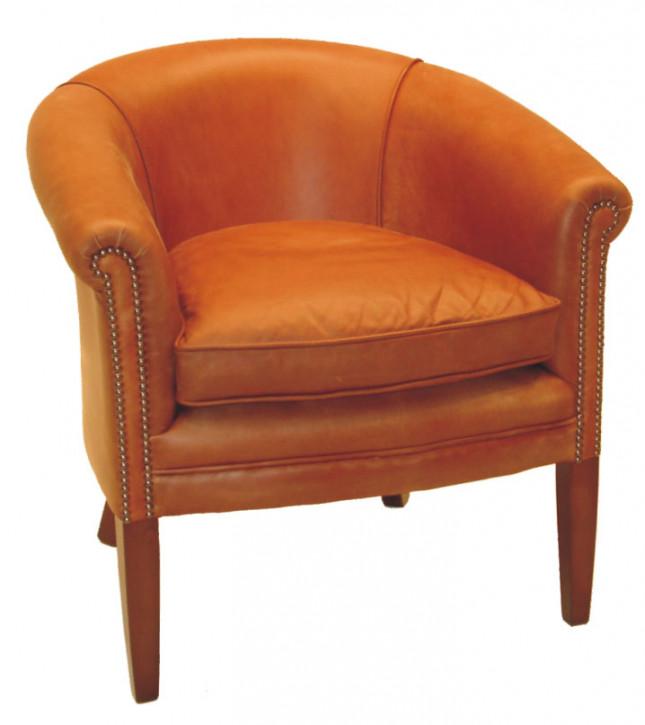 Chesterfield Sessel - Victorian plain club chair