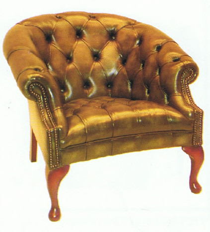 """Cavendish Tub Chair"" Chesterfield Sessel"