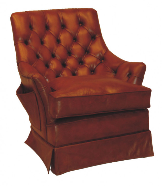 """Marianne chair"" Chesterfield Sessel"