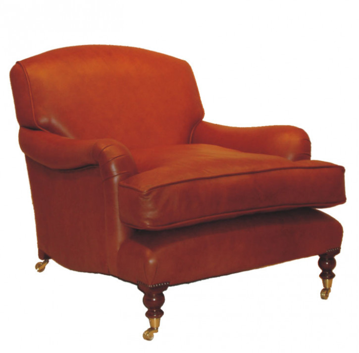 """Howard Chair"" Chesterfield Sessel"