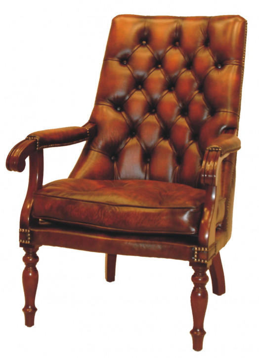 Chesterfield York Chair