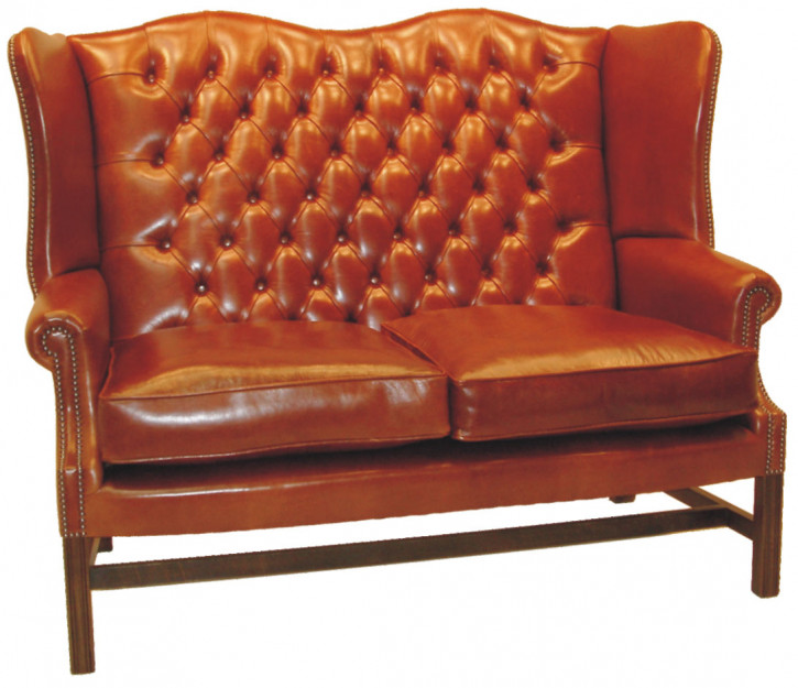 """Churchill"" Chesterfield  2-Sitzer"