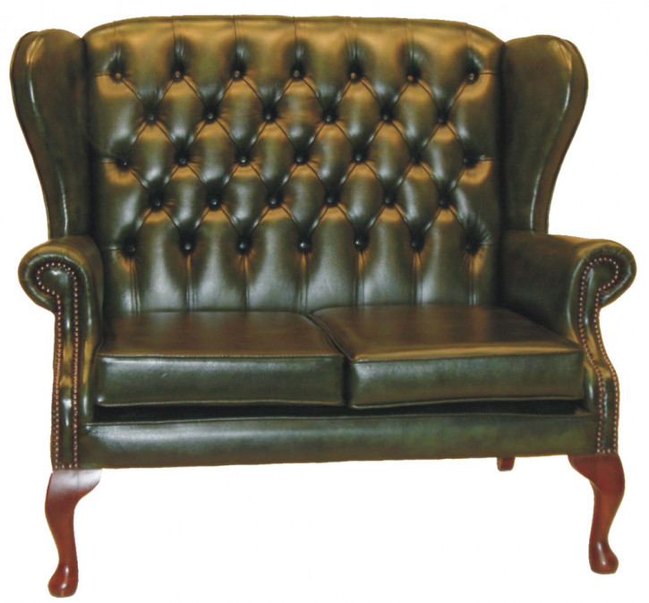 """Windsor"" Chesterfield 2-Sitzer"
