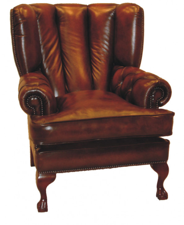 """Pamela Chair"" Chesterfield Sessel"
