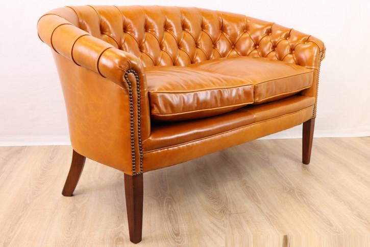 "Chesterfield Sofa ""Victorian Club"" 2-Sitzer"