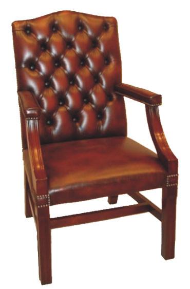 Chesterfield Gainsborough chair