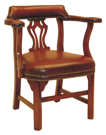 Chesterfield Bank of England chair