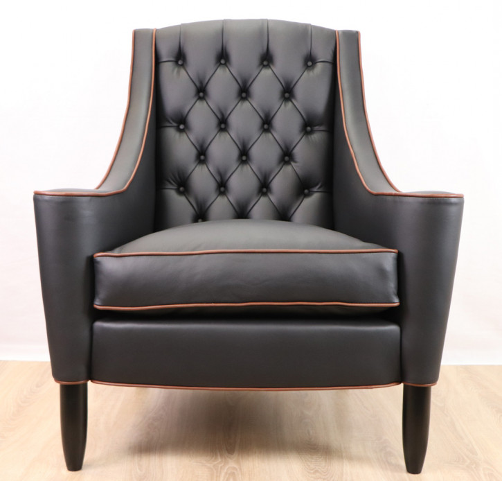 "Chesterfield Ohrensessel ""San Moritz Chair"""