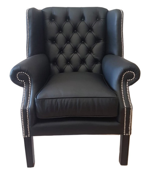 "Chesterfield Ohrensessel ""Astor Chair"""