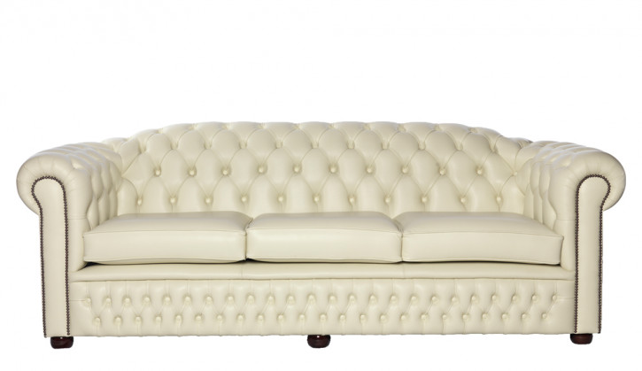 """Cambridge"" Chesterfield Sofa 3-Sitzer"