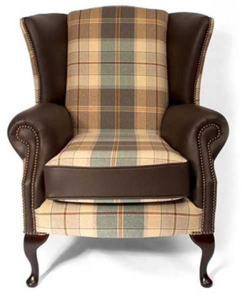"""Colchester Country"" Chesterfield Sessel"