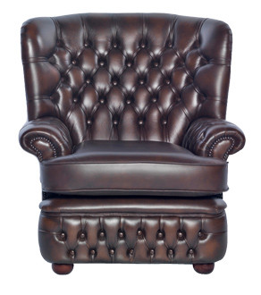 "Chesterfield Ohrensessel ""Taunton Chair"""
