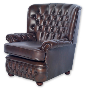 """Taunton Chair"" Chesterfield Sessel"