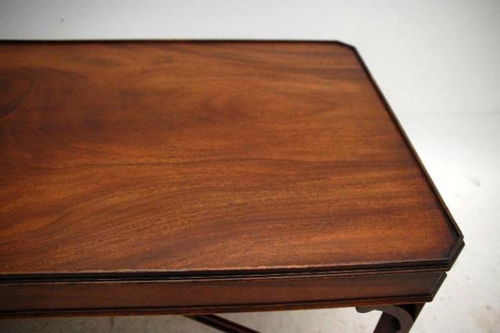 Mahagoni       Caffee Tisch  Coffee Table