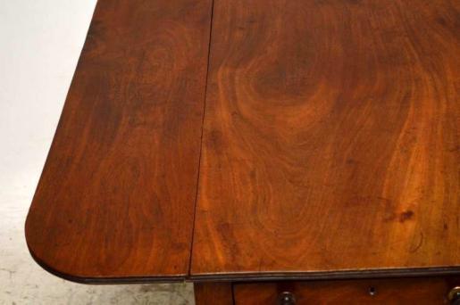 Antiker Mahagoni Tisch  Pembroke Table