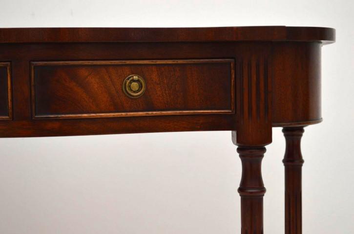 Regency-Stil Beistelltisch antik