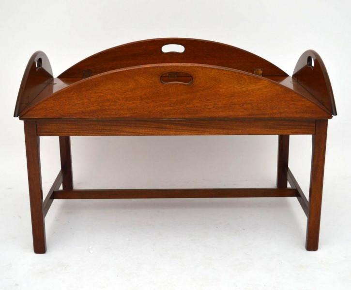 Butler's Tray Coffetable antik