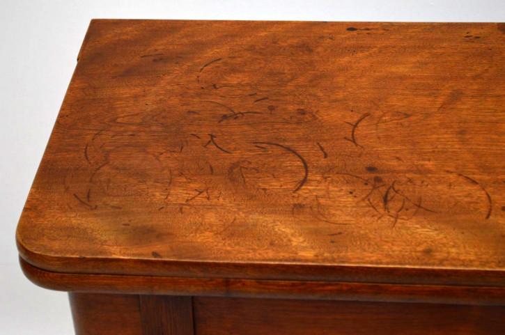 Antiker viktorianische Tea table Teetisch