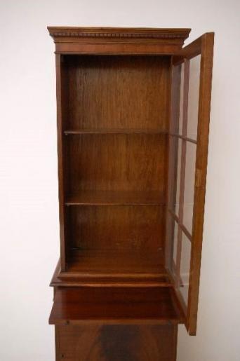 Antiker Bücherschrank - Georgian - Mahagoni