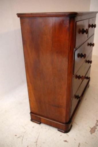 Antike viktorianische Kommode - mit Schubladen