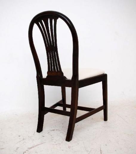 6er Satz Stühle Edwardian