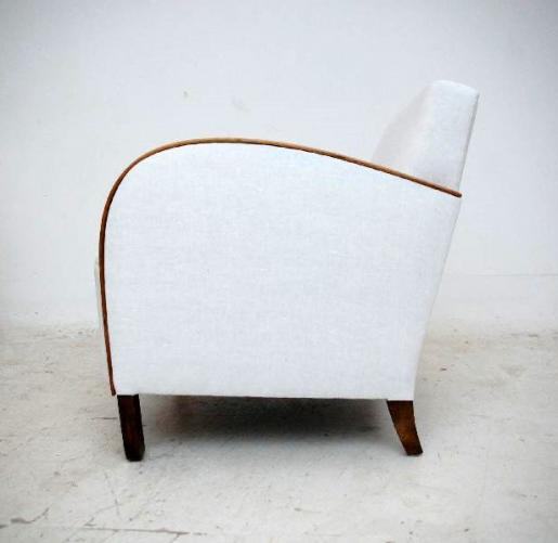 Schwedische Art Deco Sessel (2x)
