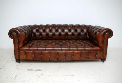 "Chesterfield Sofa ""Victorian"""