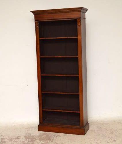 Antikes rekonstruiertes Bücherregal Bookcase