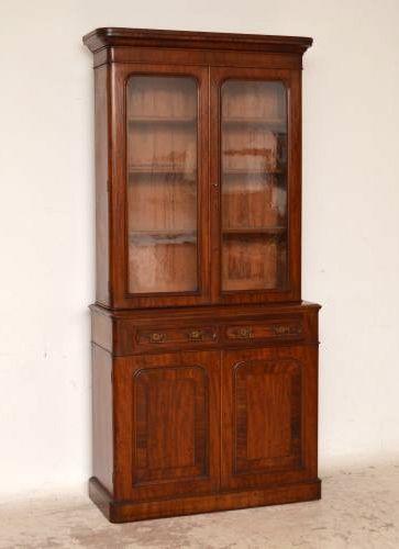 Hochwertiges antikes Bücherregal Bookcase