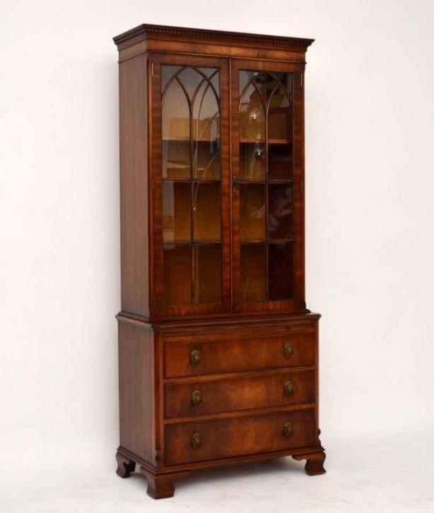 Top antikes Bücherregal Bookcase