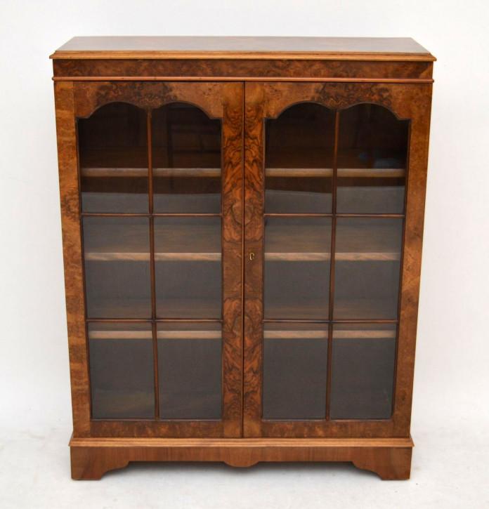 Bücherschrank Bookcase Antik georgianisch