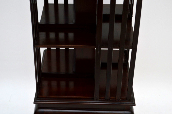 Tolles Edwardian Revolving Bookcase