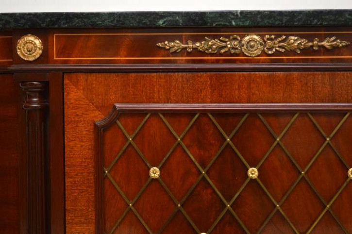 Antikes Sideboard im Regency Stil