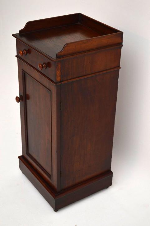 Antiker Victorian Mahagoni Cupboard