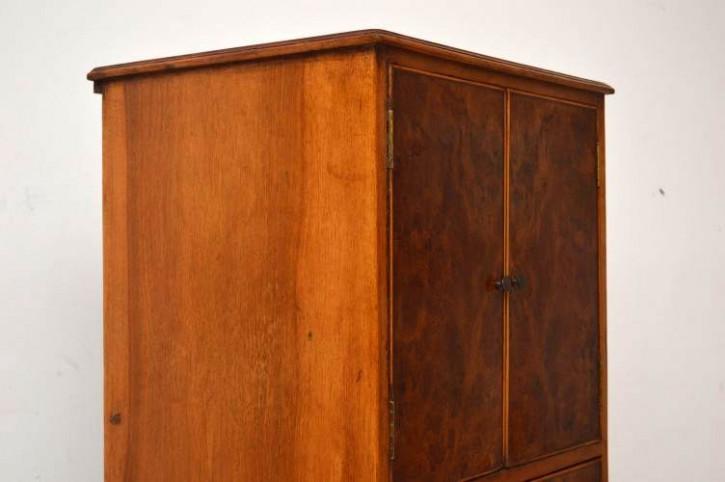 Anikes Nussbaum Cupboard on Chest tallboy