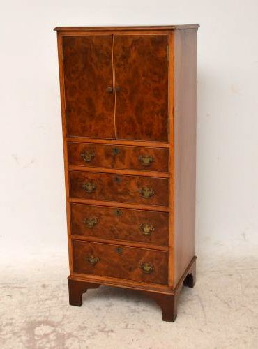 Anikes Nussbaum Cupboard on Chest tallboy