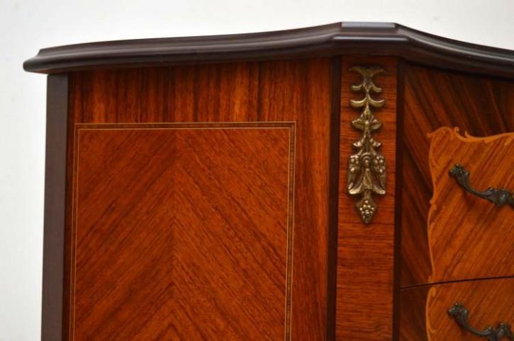 Antike  Kingwood Commode  ungewöhnlich