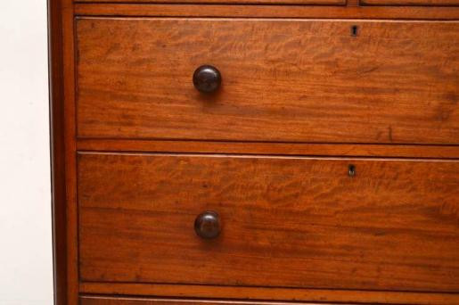 Antike victorianische Kommode Original Griffe