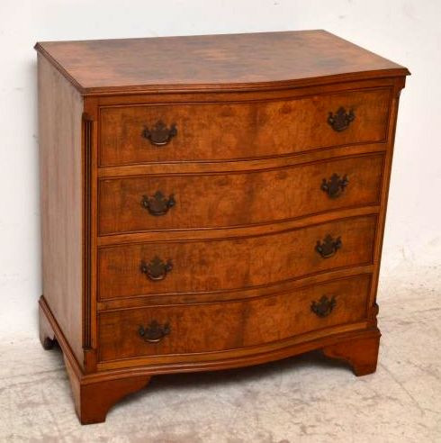 Antike Kommode 4 Schubladen Chest of Drawers