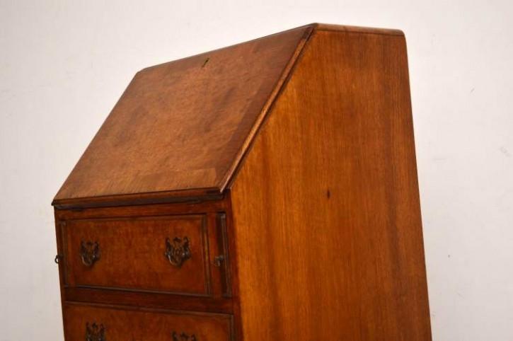 Antikes schmale Bureau Schreibtisch