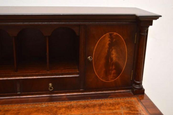 Antiker Schreibtisch Sheraton Stil