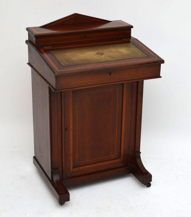 Antiker Davenport Schreibtisch ca. 1900