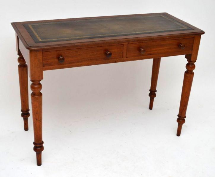 Victorianischer Schreibtisch aus Mahagoni
