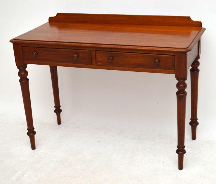Victorian Schreibtisch Side Table antik