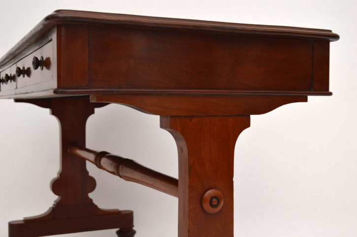 Mahagoni Schreibtisch antik William IV
