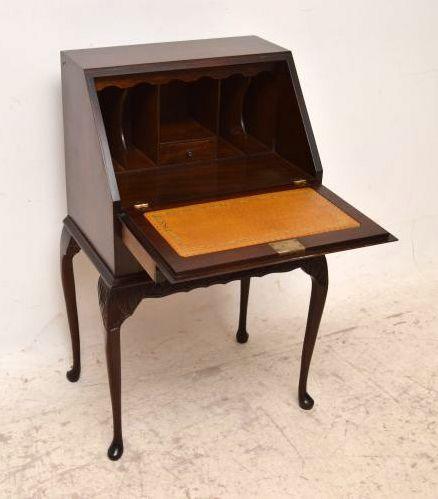 kleiner Mahagoni sekretär  Bureau