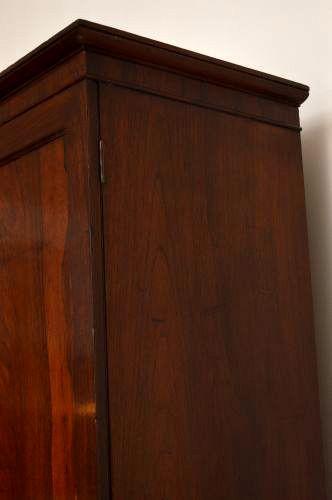 Linen Press  Wäsche Schrank aus der viktorianischen Zeit
