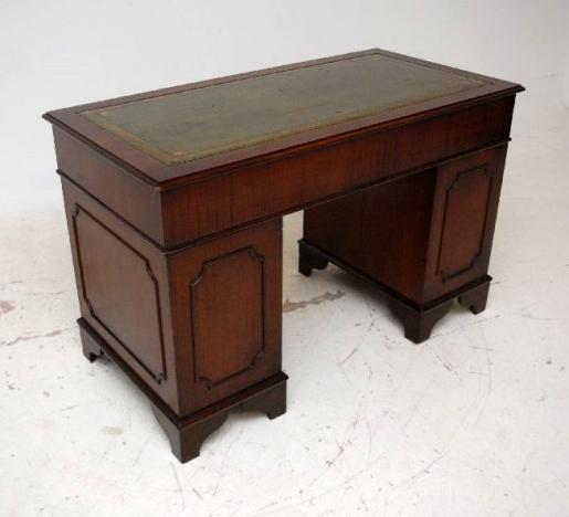 Antiker Schreibtisch - Mahagoni - Georgian Style